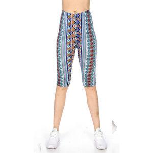 Docele Fashion Pants - Docele Fashion Womens Geometric Tribal Leggings